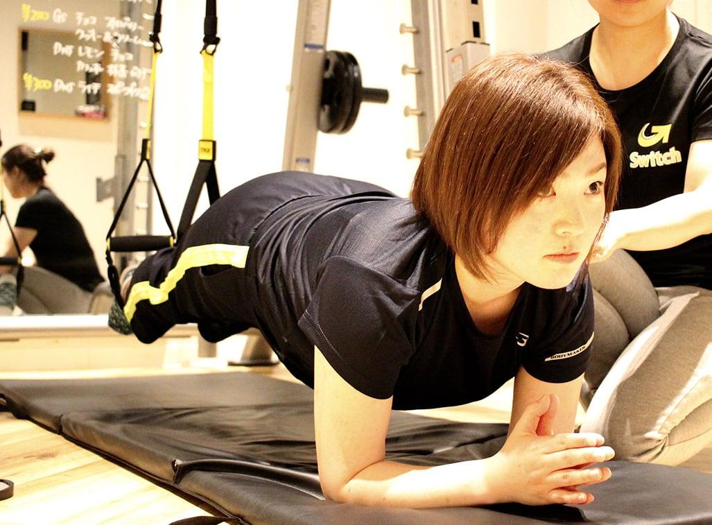 トレーニングのイメージ写真